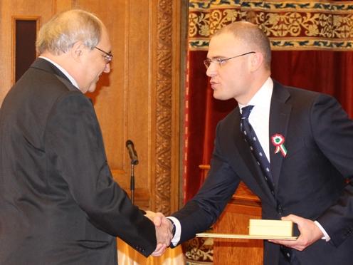 Miniszteri elismerés