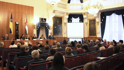 Szakmai konferencia a nemzetiségi önkormányzatok működéséről