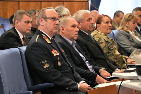 Összeült a Pest Megyei Védelmi Bizottság