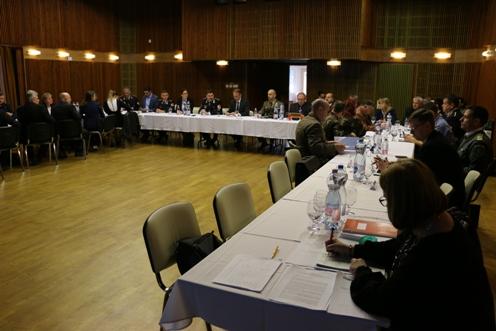 Összeült a Megyei Védelmi Bizottság